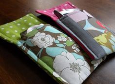 Sewing Crafts To Make and Sell - Easy Gadget Pouch - Easy DIY Sewing Ideas To Make and Sell for Your Craft Business. Make Money with these Simple Gift Ideas, Free Patterns, Products from Fabric Scraps, Cute Kids Tutorials http://diyjoy.com/crafts-to-make-and-sell-sewing-ideas