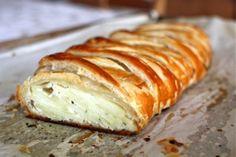 Potato Rosemary Strudel