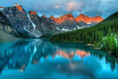 Moraine Lake ,Canada