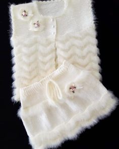 Knit Picks, Couture, Baby Knitting, Activities For Kids, Fur Coat, Children, Jackets, Outfits, Fashion
