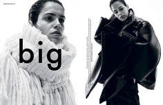 i-D Magazine - Big Love