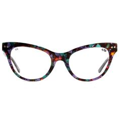 Inspired by the late singer/songwriter Amy Winehouse, Chilli Beans exclusive licensed collection pays homage to her style with cat-eye glasses that blend the classic '50s shape with modern twists. Made from premium acetate, the glasses come in three...