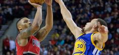Damian Lillard - Portland Trail Blazers - Kobe Bryant - Los Angeles Lakers - DeMarcus Cousins - Sacramento Kings