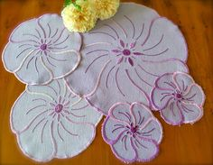 Check out this item in my Etsy shop https://www.etsy.com/uk/listing/538131451/hand-embroidered-flowers-vintage-linen