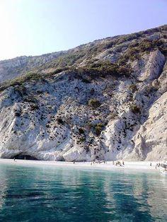 Lalaria beach,Skiathos island,Greece