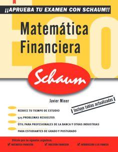 Alquílalo desde 0,50€ #Novedad @mgh_educacion MATEMÁTICA FINANCIERA #ebooks #libroselectronicos #librosdetexto #ingebook #matemáticafinanciera