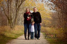 Family Portraits. Copyright © - Photos by Brenda - DO NOT COPY www.photosbybrenda.ca