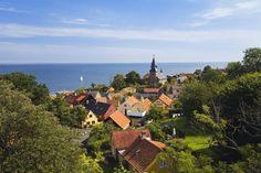 Bornholm Island, Denmark