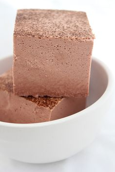 Milk Chocolate Marshmallow Cream Soap