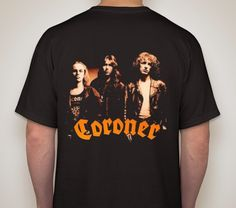 TS; Coroner - punishment for decadence (back)