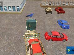 jeu Tow Truck Parking Webgl