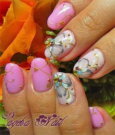 Nail artists ageha nail blog