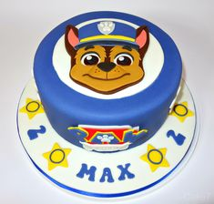 wix… email:… - Apfel Kuchen - Paw Patrol Chase ca. Paw Patrol Chase Cake, Paw Patrol Torte, Paw Patrol Cupcakes, Paw Patrol Cake Toppers, Paw Patrol Birthday Cake, Chase Pat Patrouille, Bolo Star Wars, Cumple Paw Patrol, Tooth Cake