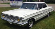 www.m37auction.com: 1964 Ford Galaxie 500 Four-Door