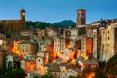 14 vilarejos na Itália para você viajar no tempo | Viagem Livre -Sorano (Toscana)