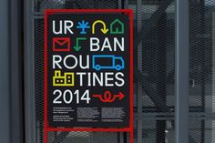 AAAAAAOO — qualitegraphiquegarantie: Urban Routines —...