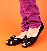 Nepal | Blowfish Shoes | $45