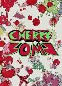 Wallpaper Nct 127 Cherry bomb