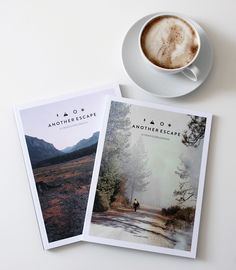 A profile of Bristol-based independent magazine Another Escape | These Four Walls