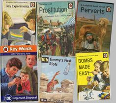 Craig Deeley has updated his Tumblr collection of classic Children's Books From Yesteryear.