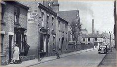 Jarrom Street 1958