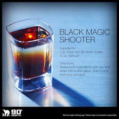 Black magic shooter