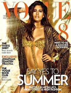 Vogue India may 2014 - Ashika Pratt