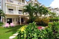 Mahogany Bay Fathom's End $437/night. Town home, really close to house next door but great views and very nice inside Peaceful Outdoor Tanning
