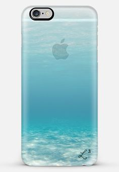 Travel The World - Under The Sea Transparent iPhone 6 case by Love Lunch Liftoff | Casetify