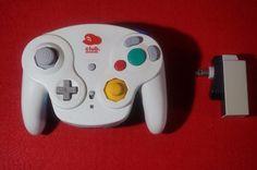 SUPER RARE GAMECUBE Club Nintendo Wave bird Controller Wii Limited Edition #Nintendo