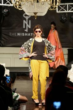 Exclusive Fall & Winter Dresses 2015 In Western Style By Nishat Linen