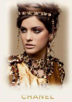 LA PETITE FLEUR DE LONDRES: Style Inspiration: Chanel {paris-byzance}