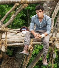 Dylan O'Brien as Thomas in The Maze Runner and The Scorch Trials The Maze Runner, Maze Runner Thomas, Maze Runner Movie, Dylan O'brien Maze Runner, Maze Runner Trilogy, Maze Runner Series, Dylan Thomas, Thomas Brodie Sangster, Ji Hoo