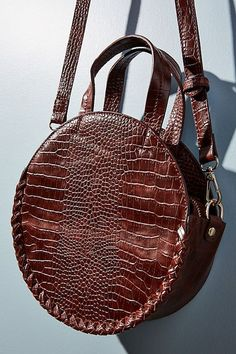 Discover new arrivals in women's accessories at Anthropologie. Shop new jewelry, shoes, bags, hats, scarves and more new arrivals. Cross Body Handbags, Tote Handbags, Leather Purses, Leather Bag, Anthropologie, Best Gifts For Her, Medicine Bag, Embroidery Bags, Leather Projects