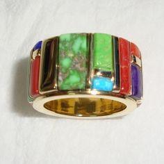 Bracelets byJesse Monongya Studios