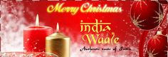 Happy #Christmas from #Indiawaale - The authentic taste of #India