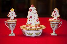 Christmas Time, Christmas Cakes, Birthday Candles, Recipes, Food, Beverages, Xmas Cakes, Santa Cake, Essen