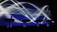 Kraftwerk - Live @ Sony Centre in Toronto 2014 (Full Show HD) Very Cool - THX