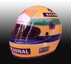 Replica Senna Monaco 89