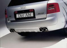 2002 ABT Audi allroad quattro