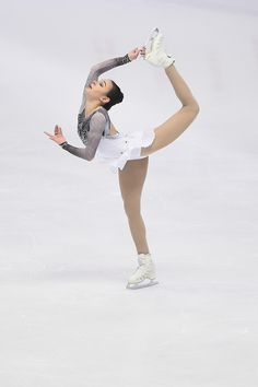 Kailani Craine of Australia competes in the women's figure skating on the day eight of the 2017 Sapporo Asian Winter Games at Makomanai indoor skating rink on February 25, 2017 in Sapporo, Japan.