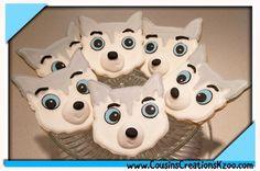 Husky Cookies Portage Northern Highschool PNHS