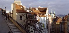 Reserve Hotel Neruda Prague at Tablet Hotels