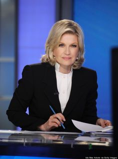 Diane Sawyer, anchor, ABC News