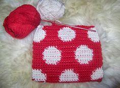 My Venture in Tapestry Crocheting...