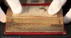 200 Yıllık Kitaplarda Saklanan Sanat! www.edebiyathaberleri.com
