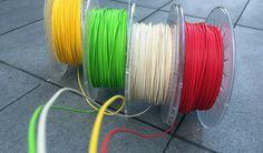 3D Yazıcılarda Filament Seçimi