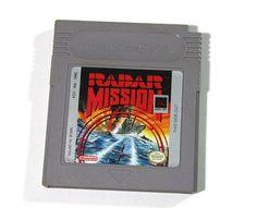 Radar Mission Nintendo Game Boy Original 1991 Retro by Nintendo Games, Nintendo Consoles, Original Nintendo, Retro Video Games, Game Boy, My Etsy Shop, The Originals, Handmade Gifts, Kid Craft Gifts