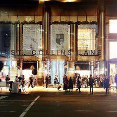 St Collins Lane, Melbourne Shopping