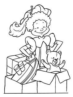 Kleurplaten Van Baby Piet.25 Beste Afbeeldingen Van Sinterklaas Kleurplaten Printable